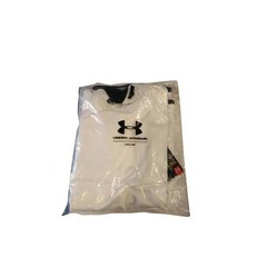 1299168 UA REACTOR PULL OVER HOODIE WHT/WHT/BLK MD (1枚入)