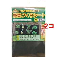 FOREST 野菜づくりシート M (2枚入*2コセット)