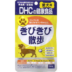 DHC 愛犬用 きびきび散歩 (60粒)