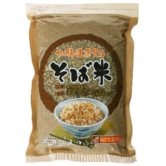 OSK やく膳健康食品 そば米 (500g)