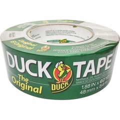 ターナー DUCK TAPE 48mm*54m (1個)