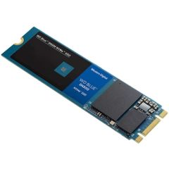 WESTERN DIGITAL(SSD) WD Blue SN500 NVMe SSD 500GB M.2 2280 PCIe Gen3 8Gb/s up to 2lanes 国内正規代理店品 5年保証 WDS500G1B0C