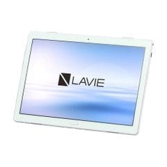 NECパーソナル LAVIE Tab E Android - TE510/JAW ホワイト PC-TE510JAW