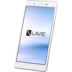 NECパーソナル LAVIE Tab E - TE507/JAW ホワイト PC-TE507JAW