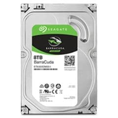 Seagate Guardian Barracudaシリーズ 3.5インチ内蔵HDD 8TB SATA 6.0Gb/s 256MB ST8000DM004