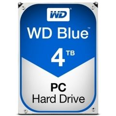 WESTERN DIGITAL WD Blueシリーズ 3.5インチ内蔵HDD 4TB SATA3(6Gb/s) 5400rpm 64MB WD40EZRZ-RT2