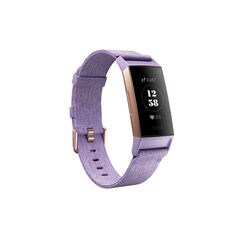FB410RGLV-CJK フィットビット ウェアラブル活動量計(Lavender Woven) L/Sサイズ Fitbit Charge3 Special Edition 【返品種別A】