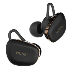 NUARL 完全ワイヤレス Bluetoothイヤホン(マットブラック) NUARL N6 Pro TRULY WIRELESS STEREO EARBUDS N6PRO-MB 【返品種別A】
