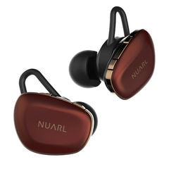 NUARL 完全ワイヤレス Bluetoothイヤホン(レッドカッパー) NUARL N6 Pro TRULY WIRELESS STEREO EARBUDS N6PRO-RC 【返品種別A】