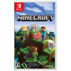 HAC-P-AEUCA NSW マインクラフト マイクロソフト 【Nintendo Switch】Minecraft  【返品種別B】