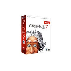 CrazyTalk 7 PRO for Mac AHS 【返品種別A】