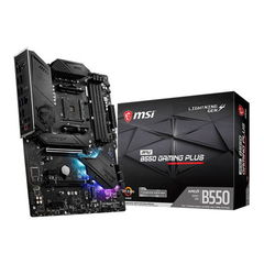 MSI ATX対応マザーボードMPG B550 GAMING PLUS MPG B550 GAMING PLUS 【返品種別B】