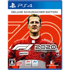 Game Source Entertainment 【PS4】F1 2020 Deluxe Schumacher Edition フォーミュラワン PLJM-16707 PS4 F1 2020 ゲンテイ 【返品種別B】