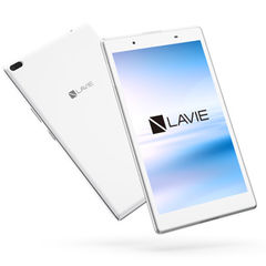 NEC 8型タブレットパソコン LAVIE Tab E TE508/HAW (Microsoft Office Mobile) PC-TE508HAW 【返品種別A】
