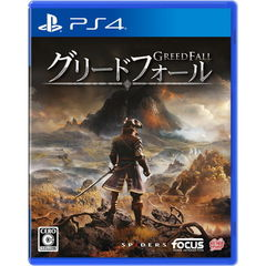 Game Source Entertainment 【PS4】GreedFall PLJM-16597 PS4 グリードフォール 【返品種別B】