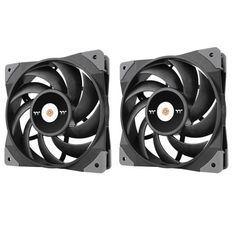 Thermaltake PCケースファン TOUGHFAN 14 2Pack TOUGHFANシリーズ CL-F085-PL14BL-A 【返品種別B】