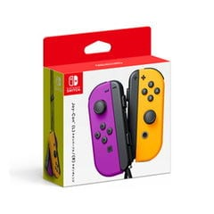 任天堂 【Switch】Joy-Con(L) ネオンパープル/(R) ネオンオレンジ HAC-A-JAQAA NSWジョイコン Nパープル&Nオレンジ 【返品種別B】