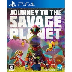 H2 INTERACTIVE 【PS4】Journey to the savage planet PLJM-16628 PS4 ジャーニートゥザサベージプラネット 【返品種別B】