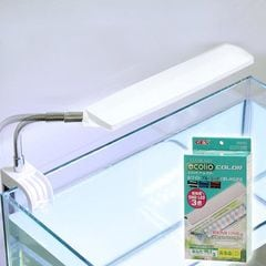 GEX クリアLED エコリオ アーム カラー 小型水槽用照明 ライト 熱帯魚 水草 アクアリウムライト 関東当日便