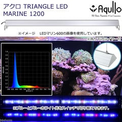 □アクロ TRIANGLE LED MARINE 1200 Aqullo Series  関東当日便