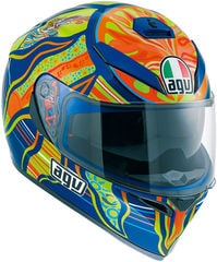 AGV K-3 SV ヘルメット FIVE CONTINENTS【ファイブ コンチネンツ】 フルフェイスヘルメット FIVE CONTINENTS