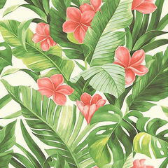 【サンプル専用】貼ってはがせるシール壁紙 Nu Wallpaper Tropical Paradise Peel and Stick Wallpaper / NU2926