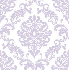 【サンプル専用】貼ってはがせるシール壁紙 Nu Wallpaper Purple Ariel Peel And Stick Wallpaper / NU1396