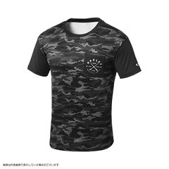 Oakley(オークリー) RASH POCKET TEE 482395JP Black Print L