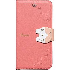 iPhone 8 iPhone 7 iPhone 6S iPhone 6 共通 手帳ケース Cocotte Pink 4562378227251 [▲][G]