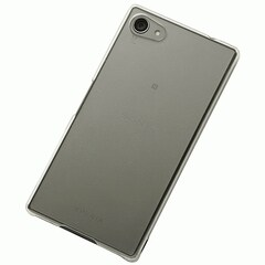 Xperia Z5 Compact SO-02H ハード クリア 4562356993079 [▲][G]