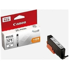 Canon 「純正」インクタンク(大容量グレー) BCI‐371XLGY