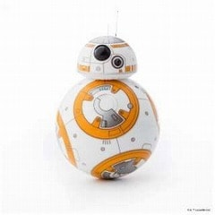 SPHERO 〔ドロイド:iOS/Android対応〕 BB-8 App-Enabled Droid with Trainer R001TRW