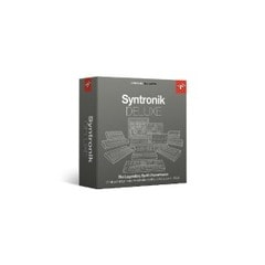 IKMULTIMEDIA Syntronik Deluxe アップグレード SY-DLX-UCD-IN
