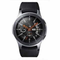 サムスン Galaxy Watch (46mm) SM-R800NZSAXJP シルバー
