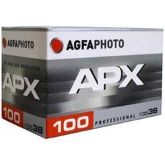 AGFA 【モノクロ】APX100 APX1011