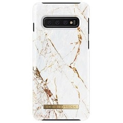 GALAXY S10 FASHION CASE A/W 2016 CARRARA GOLD IDFCA16-S10-46