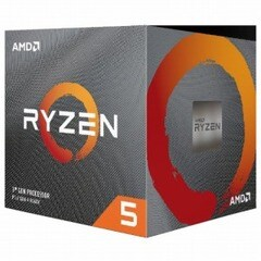 AMD Ryzen 5 3600X With Wraith Spire cooler (6C12T4.4GHz95W)100-100000022BOX