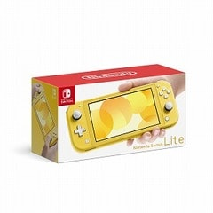 任天堂 Nintendo SWITCH本体 Nintendo Switch LiteHDH-S-YAZAA イエロー