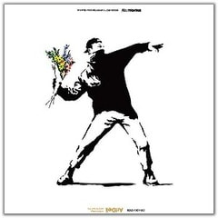 FOX ブルートゥース スピーカー Visual Sonic Banksy[Bluetooth対応] BDLD-1907-002