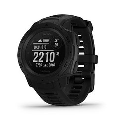 ガーミン INSTINCT Tactical Black GARMIN 010-02064-82