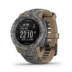 ガーミン INSTINCT Tactical Camo Coyote Tan GARMIN 010-02064-D2