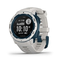 ガーミン INSTINCT Tide White/Blue GARMIN 010-02064-A2