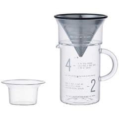 KINTO SLOW COFFEE STYLE コーヒージャグセット 600ml SCS02CJST27652