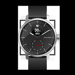 WITHINGS ScanWatch 42mm Black HWA09MODEL4ALLRO