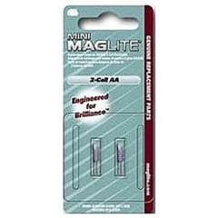 MAGLITE ミニマグライト替球 (2個) LM2A001 SPERE BULB FOR AA