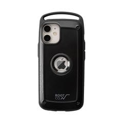 [iPhone 12 mini専用]ROOT CO. GRAVITY Shock Resist Case Pro. (ブラック/マット)