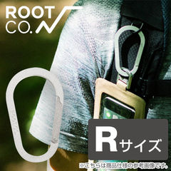 ROOT CO. Gravity Carabiner / Alumi (R)【カラビナ】