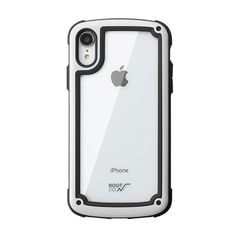 [iPhone XR専用]ROOT CO. Gravity Shock Resist Tough & Basic Case. (ホワイト)