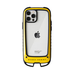 [iPhone 12/12 Pro専用]ROOT CO. GRAVITY Shock Resist Case +Hold.(イエロー)