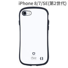 [iPhone 8/7/SE専用] SE第2世代 iphoneSE2 iFace アイフェイス iFace First Class Standard ケース (ホワイト) iphone8 アイフォン8 iface